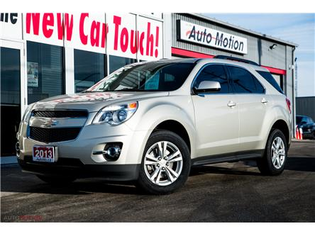 2013 Chevrolet Equinox 1LT (Stk: T91263) in Chatham - Image 1 of 25