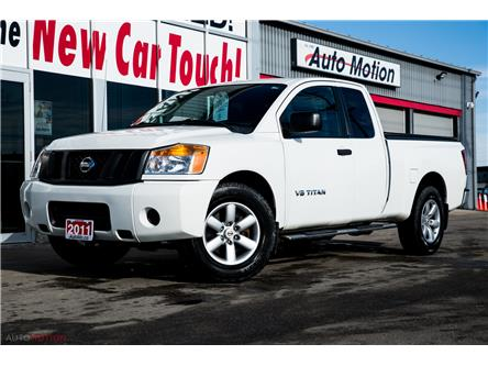 2011 Nissan Titan  (Stk: 191299) in Chatham - Image 1 of 21