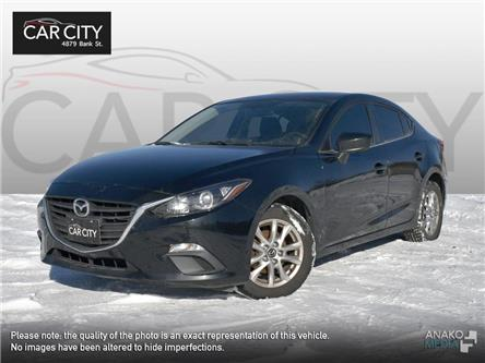 2014 Mazda Mazda3 GS-SKY (Stk: 2544) in Ottawa - Image 1 of 25