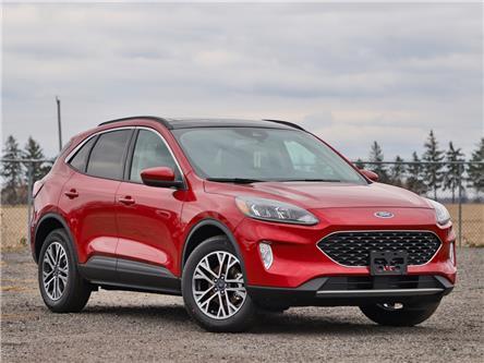 2020 Ford Escape SEL (Stk: 200024) in Hamilton - Image 1 of 28