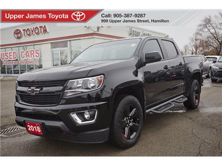 2018 Chevrolet Colorado LT (Stk: 84072) in Hamilton - Image 1 of 22