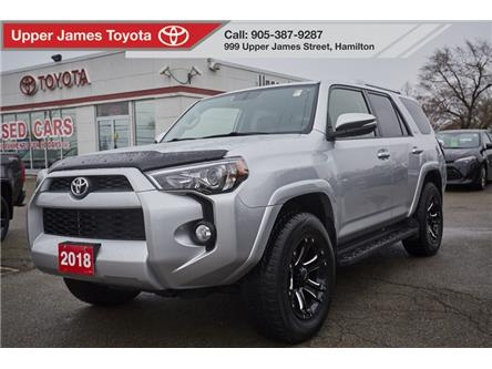 2018 Toyota 4Runner SR5 (Stk: 65366) in Hamilton - Image 1 of 30