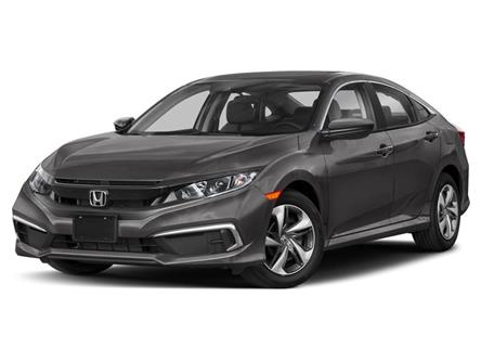 2020 Honda Civic LX (Stk: L7122) in Georgetown - Image 1 of 9