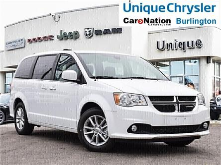 2019 Dodge Grand Caravan SXT Premium Plus (Stk: K1268) in Burlington - Image 1 of 28