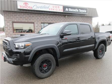 2018 Toyota Tacoma  (Stk: U7506) in Peterborough - Image 1 of 22