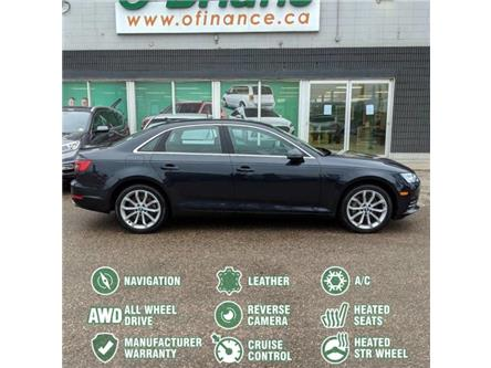 2017 Audi A4 2.0T Progressiv (Stk: 12619A) in Saskatoon - Image 2 of 27