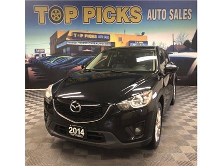 2014 Mazda CX-5 GT (Stk: 318457) in NORTH BAY - Image 1 of 30