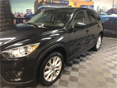 2014 Mazda CX-5 GT (Stk: 318457) in NORTH BAY - Image 2 of 30