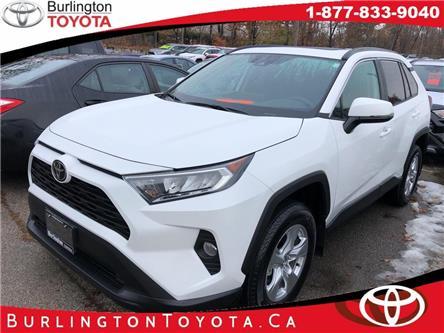 2020 Toyota RAV4 XLE (Stk: 208017) in Burlington - Image 1 of 5