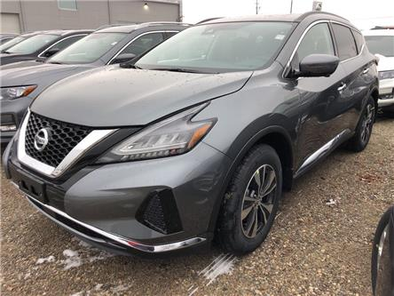 2020 Nissan Murano SV (Stk: W0053) in Cambridge - Image 1 of 5