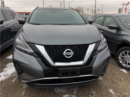 2020 Nissan Murano SV (Stk: W0053) in Cambridge - Image 2 of 5