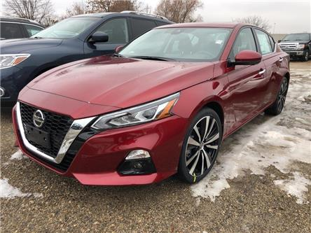 2020 Nissan Altima 2.5 Platinum (Stk: W0064) in Cambridge - Image 1 of 5