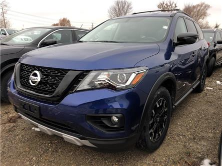 2020 Nissan Pathfinder SV Tech (Stk: W0069) in Cambridge - Image 1 of 5