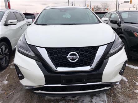 2020 Nissan Murano Platinum (Stk: W0068) in Cambridge - Image 2 of 5
