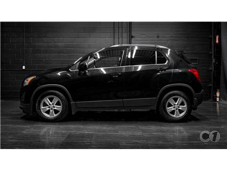 2016 Chevrolet Trax LT (Stk: CF19-478) in Kingston - Image 1 of 31
