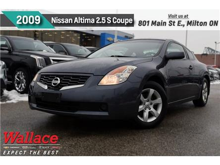 2009 Nissan Altima 2.5 S | HTD STS | 6-SPKR | 175HP | CLN HSTRY (Stk: 400606A) in Milton - Image 1 of 3