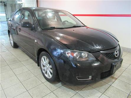 2009 Mazda Mazda3 4dr Sdn Man GS | GAS SAVER | AUX INPUT | SUNROOF (Stk: 252245T) in Brampton - Image 1 of 14