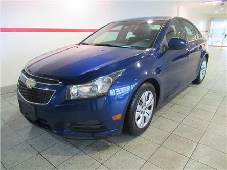 2013 Chevrolet Cruze 4dr Sdn LT Turbo w-1SA (Stk: 291022T) in Brampton - Image 1 of 15