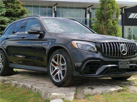 2019 Mercedes-Benz GLC AMG GLC 63 S (Stk: 19MB146) in Innisfil - Image 2 of 22