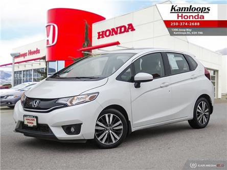 2017 Honda Fit EX (Stk: 14573A) in Kamloops - Image 1 of 26