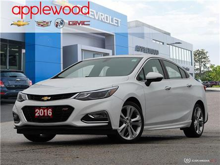 2016 Chevrolet Cruze Premier Auto (Stk: 6609P1) in Mississauga - Image 1 of 5