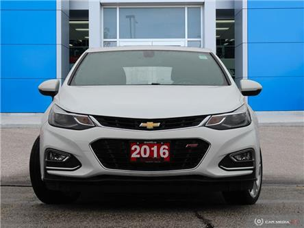 2016 Chevrolet Cruze Premier Auto (Stk: 6609P1) in Mississauga - Image 2 of 5