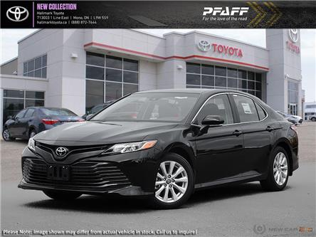 2020 Toyota Camry 4-Door Sedan LE 8A (Stk: H20177) in Orangeville - Image 1 of 23