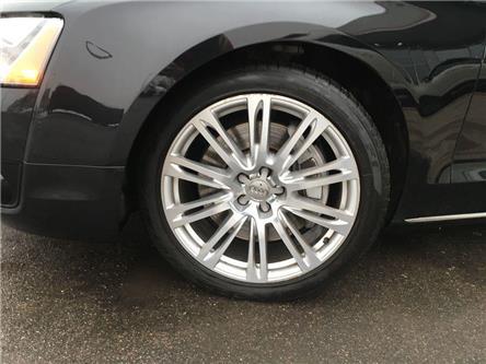 2011 Audi A8 NAVI, LEATHER, SUNROOF, ALLOYS, FOG, PUSH BUTTON S (Stk: 45997A) in Brampton - Image 2 of 28