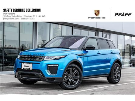 2019 Land Rover Range Rover Evoque 237hp Landmark- Special Edition (Stk: U8360) in Vaughan - Image 1 of 21