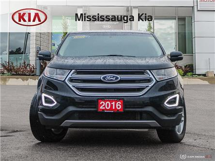 2016 Ford Edge SEL (Stk: OP19017DT) in Mississauga - Image 2 of 26
