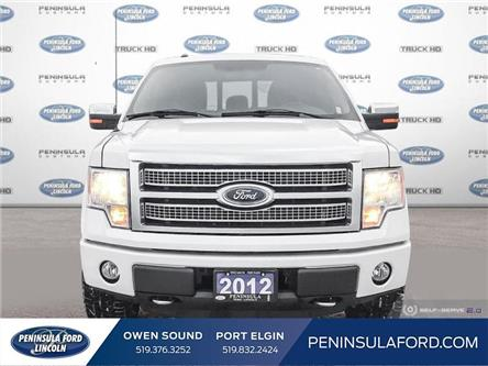 2012 Ford F-150 Platinum (Stk: 19FE215A) in Owen Sound - Image 2 of 24