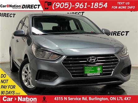 2019 Hyundai Accent  (Stk: DRD2967) in Burlington - Image 1 of 34