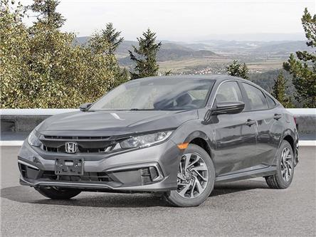 2020 Honda Civic EX (Stk: 20107) in Milton - Image 1 of 23
