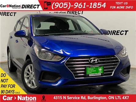 2019 Hyundai Accent  (Stk: DRD2969) in Burlington - Image 1 of 34