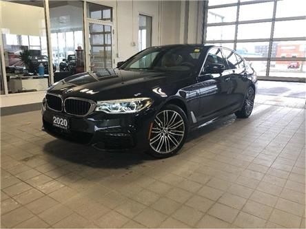 2020 BMW 530e xDrive iPerformance (Stk: B2008) in Sarnia - Image 1 of 20
