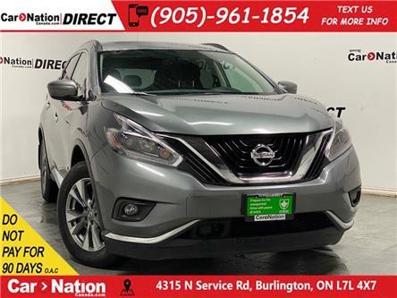 2018 Nissan Murano  (Stk: DRD2962) in Burlington - Image 2 of 42