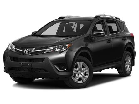 2015 Toyota RAV4 LE (Stk: P2004) in Whitchurch-Stouffville - Image 1 of 10