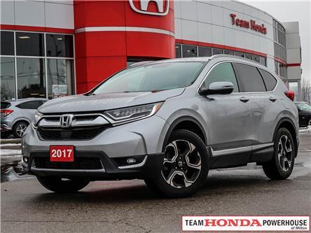 2017 Honda CR-V Touring (Stk: 3438) in Milton - Image 1 of 24
