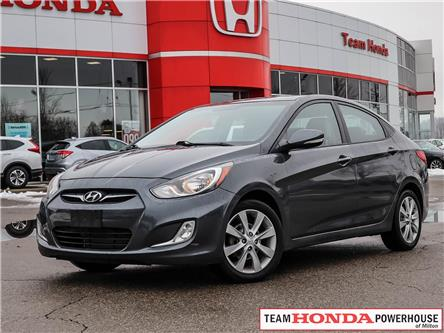 2012 Hyundai Accent  (Stk: 191271A) in Milton - Image 1 of 24