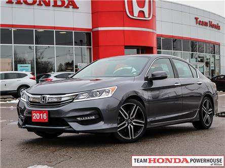 2016 Honda Accord Sport (Stk: 3474) in Milton - Image 1 of 28