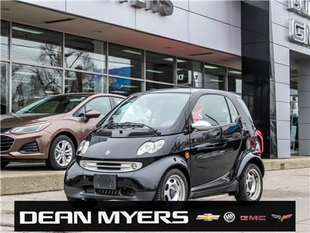 2006 Smart Fortwo  (Stk: 180440A) in North York - Image 1 of 11