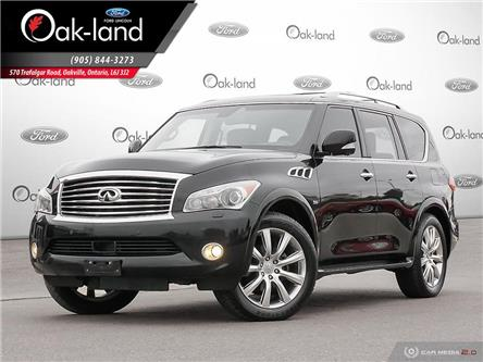 2014 Infiniti QX80 Base 7 Passenger (Stk: P5747) in Oakville - Image 1 of 27