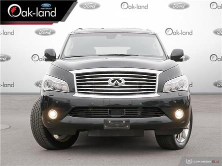 2014 Infiniti QX80 Base 7 Passenger (Stk: P5747) in Oakville - Image 2 of 27