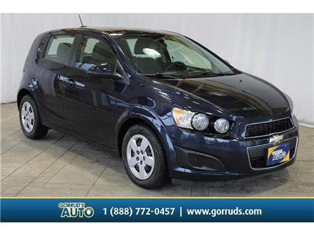 2015 Chevrolet Sonic LS Auto (Stk: 195057) in Milton - Image 1 of 41