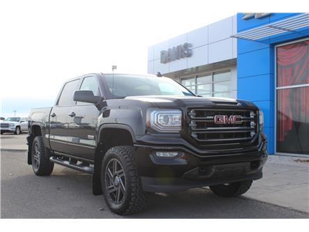 2017 GMC Sierra 1500 SLT (Stk: 177921) in Claresholm - Image 1 of 25