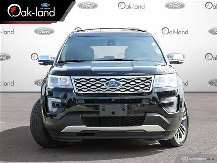2017 Ford Explorer Platinum (Stk: 9T682A) in Oakville - Image 2 of 27