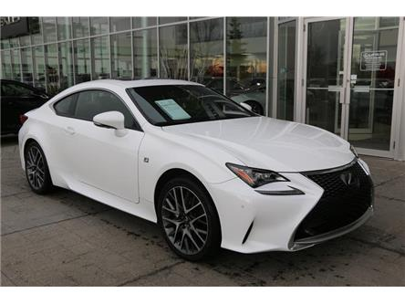 2017 Lexus RC 350 Base (Stk: 200055A) in Calgary - Image 1 of 11