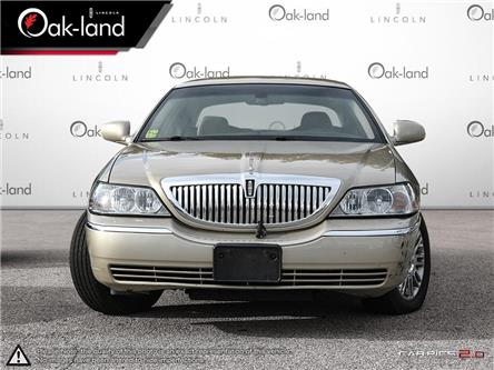 2009 Lincoln Town Car Signature Limited (Stk: 9L016A) in Oakville - Image 2 of 27