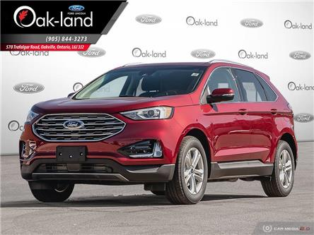 2019 Ford Edge SEL (Stk: 9D113) in Oakville - Image 1 of 25