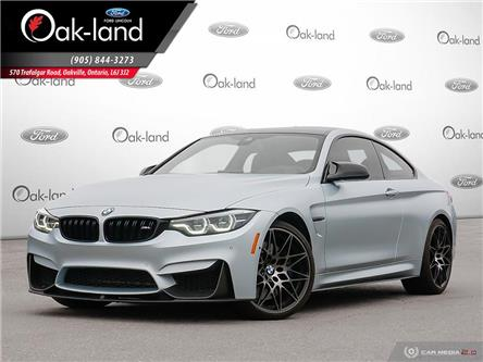 2018 BMW M4 Base (Stk: 9T634A) in Oakville - Image 1 of 22